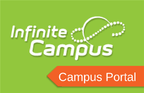 Infinite Campus Portal image and link