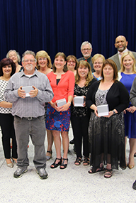 Board recognizes retirees