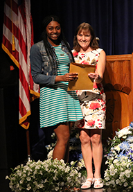 Congratulations, scholarship award winners