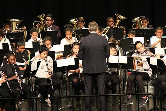 Photo galleries / Presidential Park band chorus 18